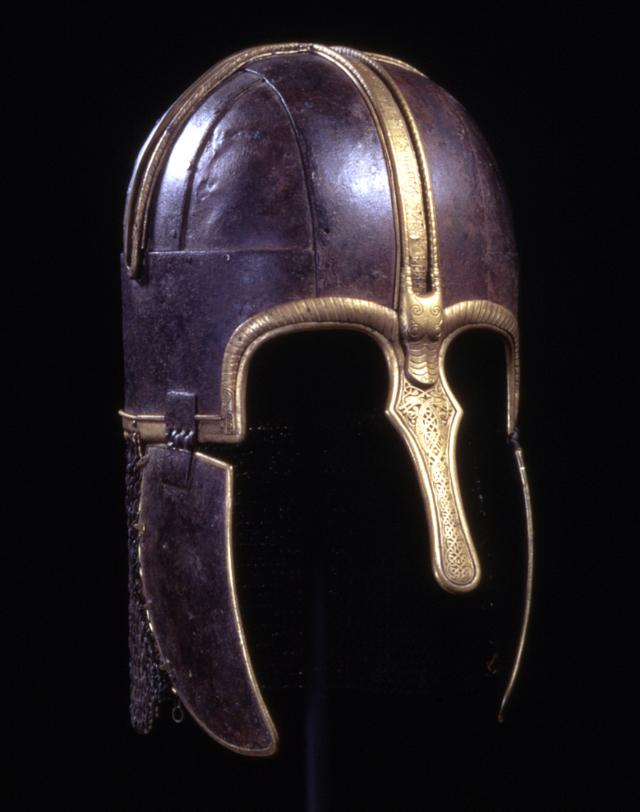 anglo saxon helmet York Eoforwic