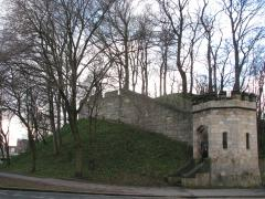 The Other Castle Baile Hill History Of York