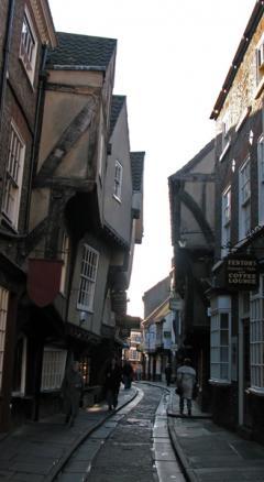 The Shambles: History of York