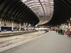 York Railway Station: History of York