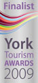 York Tourism Awards: Finalist 2009